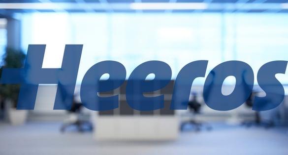 Heeros half-year financial report