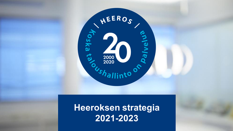 Heeroksen strategia 2021-2023