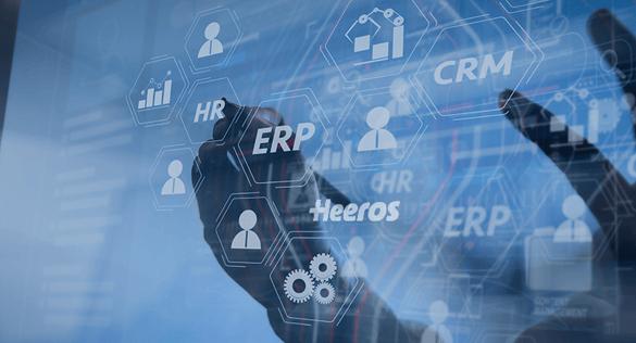 Taloushallinnon ja toiminnanohjauksen (ERP) integrointi